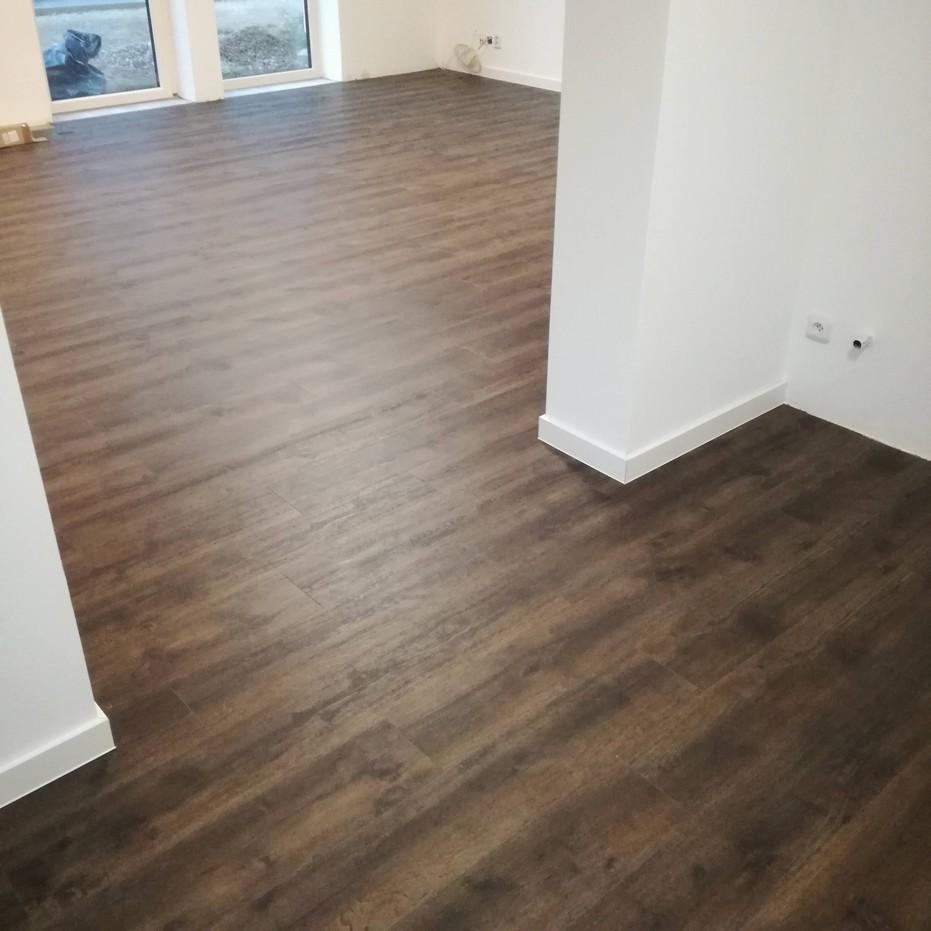 Kompletní rekonstrukce podlah v RD Praha 3